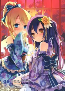 Rating: Questionable Score: 12 Tags: amamine amamineko_cafe ayase_eli lolita_fashion love_live! sonoda_umi wa_lolita User: Radioactive
