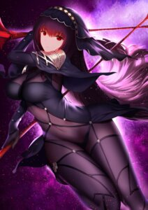 Rating: Safe Score: 51 Tags: armor bodysuit fate/grand_order higandgk scathach_(fate/grand_order) weapon User: mash