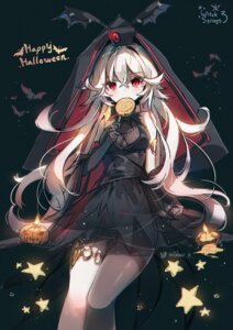 Rating: Safe Score: 55 Tags: dress garter halloween snow_is_ User: Mr_GT