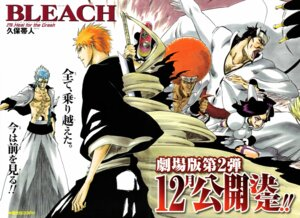 Rating: Safe Score: 10 Tags: arruruerie_aaroniero bleach grimmjow_jeagerjaques kurosaki_ichigo User: Radioactive
