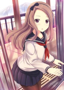 Rating: Safe Score: 61 Tags: minase_iori mizunashi_kenichi pantyhose seifuku the_idolm@ster User: roaddog