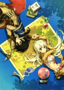 Rating: Safe Score: 31 Tags: alchemist poring ragnarok_online thief tiv User: charunetra