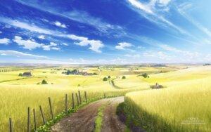 Rating: Safe Score: 40 Tags: landscape sayonara_no_asa_ni_yakusoku_no_hana_wo_kazarou tagme wallpaper User: mood