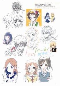 Rating: Safe Score: 20 Tags: akira_agarkar_yamada aoki_reika atelier_tiv chitanda_eru haru_(tsuritama) hyouka ibara_mayaka jojo's_bizarre_adventure kise_yayoi miyamoto_konatsu oreki_houtarou pretty_cure sakai_wakana seifuku smile_precure! tari_tari tiv tsuritama usami_natsuki User: yong