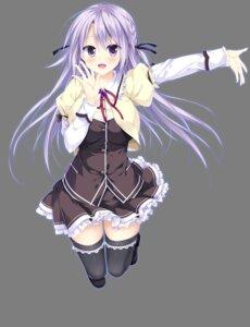 Rating: Safe Score: 33 Tags: ensemble_(company) otome_ga_musubu_tsukiyo_no_kirameki otome_ga_musubu_tsukiyo_no_kirameki_fullmoon_days reizei_shizune seifuku sesena_yau skirt_lift thighhighs transparent_png User: moonian