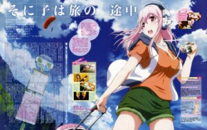 Rating: Safe Score: 27 Tags: headphones sonico super_sonico tamura_masafumi User: drop