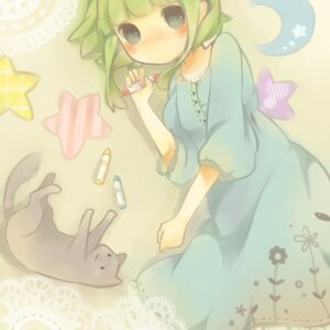 Rating: Safe Score: 20 Tags: buuta dress gumi vocaloid User: frootbat