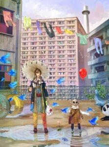 Rating: Safe Score: 4 Tags: kirinosuke landscape male umbrella User: Noodoll