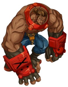 Rating: Safe Score: 4 Tags: guilty_gear guilty_gear_xx_accent_core male potemkin User: Radioactive