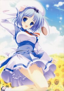 Rating: Safe Score: 33 Tags: kujou_yuuka magus_tale mikeou User: admin2