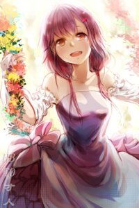 Rating: Safe Score: 33 Tags: dress guilty_crown yuzuriha_inori User: birdy73