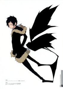 Rating: Safe Score: 10 Tags: durarara!! male orihara_izaya yasuda_suzuhito User: Radioactive