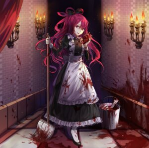 Rating: Questionable Score: 45 Tags: blood guro kim_eb maid User: Mr_GT