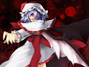 Rating: Safe Score: 6 Tags: remilia_scarlet touhou wallpaper User: Tricky