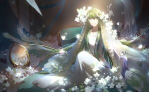 Rating: Safe Score: 25 Tags: enkidu_(fate/strange_fake) fate/strange_fake male tebd_menkin User: charunetra