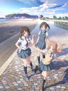 Rating: Safe Score: 38 Tags: miyamoto_konatsu okita_sawa sakai_wakana seifuku sekiguchi_kanami tari_tari User: Yoshitsune