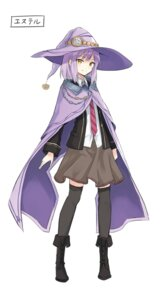 Rating: Safe Score: 12 Tags: azure0608 majo_no_tabitabi seifuku thighhighs witch User: saemonnokami