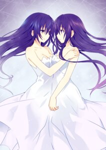 Rating: Safe Score: 60 Tags: cleavage date_a_live dress tsunako yatogami_tooka User: kiyoe
