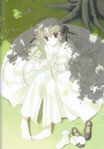 Rating: Safe Score: 21 Tags: dress kasugano_sora nanao_naru yosuga_no_sora User: admin2