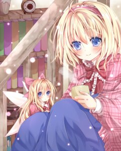 Rating: Safe Score: 29 Tags: alice_margatroid nanase_nao shanghai touhou User: Radioactive