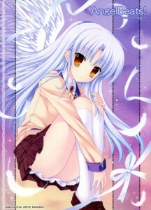 Rating: Safe Score: 45 Tags: angel_beats! indico_lite mitha seifuku tenshi wings User: WtfCakes
