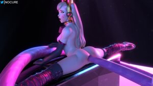 Rating: Explicit Score: 25 Tags: anal animal_ears ass cg extreme_content headphones naked nipples overwatch pussy tagme tentacles thighhighs uncensored User: Simonrz