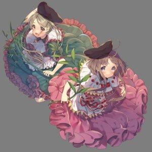 Rating: Safe Score: 25 Tags: dress nishida_satono teireida_mai touhou transparent_png usamata User: Randeel