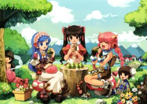 Rating: Safe Score: 9 Tags: acolyte high_priest ragnarok_online super_novice tagme User: Tsubaki_san