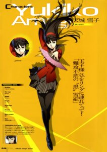 Rating: Safe Score: 24 Tags: amagi_yukiko megaten pantyhose persona persona_4 persona_4:_the_ultimate_in_mayonaka_arena profile_page seifuku soejima_shigenori User: Radioactive