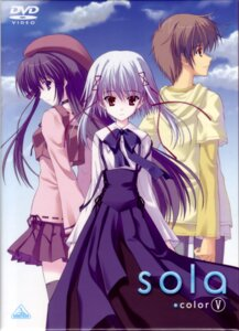 Rating: Safe Score: 5 Tags: disc_cover morimiya_aono morimiya_yorito nanao_naru shihou_matsuri sola User: admin2