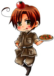 Rating: Safe Score: 2 Tags: chibi hajime_(kaniku) hetalia_axis_powers male south_italy User: lunalunasan