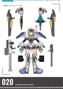 Rating: Questionable Score: 3 Tags: frame_arms_girl gourai User: Halcon_Negro