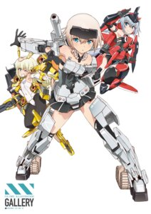 Rating: Questionable Score: 9 Tags: baselard frame_arms_girl gourai stylet User: Halcon_Negro
