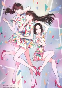 Rating: Safe Score: 20 Tags: a~chan canvas_(morikura_en) dress heels kashiyuka morikura_en nocchi perfume tagme User: kiyoe