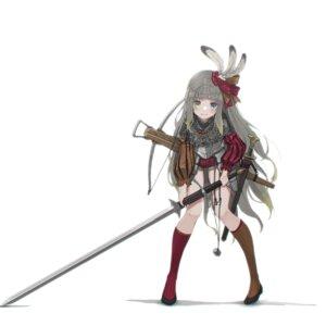Rating: Safe Score: 14 Tags: armor oota_youjo sword weapon User: Dreista