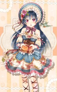 Rating: Safe Score: 40 Tags: ayataka0413 cleavage dress lolita_fashion love_live!_sunshine!! tsushima_yoshiko User: Mr_GT