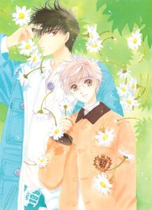 Rating: Safe Score: 3 Tags: card_captor_sakura clamp kinomoto_touya male possible_duplicate tsukishiro_yukito User: Omgix