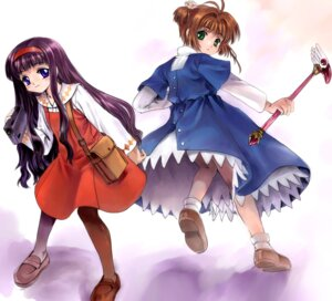 Rating: Safe Score: 13 Tags: card_captor_sakura daidouji_tomoyo kinomoto_sakura moonknives User: blooregardo