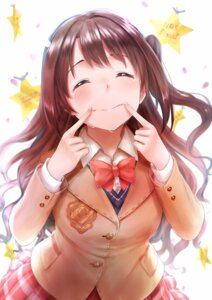 Rating: Safe Score: 60 Tags: kachiyori seifuku shimamura_uzuki the_idolm@ster the_idolm@ster_cinderella_girls User: nphuongsun93