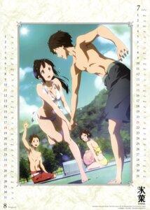 Rating: Safe Score: 38 Tags: bikini calendar chitanda_eru cleavage fukube_satoshi hyouka ibara_mayaka maruki_nobuaki oreki_houtarou swimsuits User: PPV10