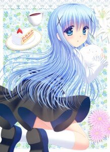Rating: Safe Score: 22 Tags: gochuumon_wa_usagi_desu_ka? kafuu_chino shimotsuki_keisuke User: 椎名深夏