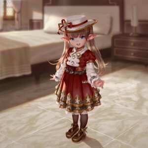 Rating: Safe Score: 15 Tags: granblue_fantasy heels pointy_ears tagme User: Radioactive