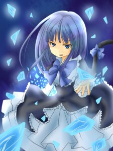 Rating: Safe Score: 4 Tags: frederica_bernkastel marimaru umineko_no_naku_koro_ni User: 洛井夏石