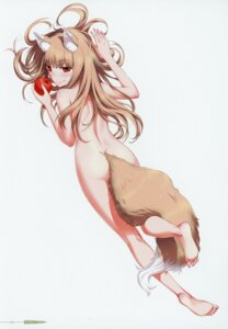 Rating: Questionable Score: 52 Tags: animal_ears ass feet holo koume_keito naked spice_and_wolf tail User: kiyoe