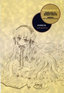 Rating: Safe Score: 22 Tags: carnelian dress gosick monochrome scanning_artifacts sketch victorica_de_broix User: charunetra