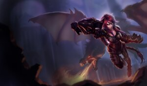 Rating: Safe Score: 5 Tags: armor league_of_legends monster tagme User: Radioactive