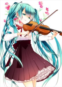 Rating: Safe Score: 35 Tags: hatsune_miku naoto vocaloid User: charunetra
