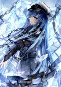 Rating: Safe Score: 84 Tags: akame_ga_kill! esdeath jomill04 thighhighs uniform User: Zenex