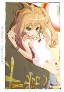 Rating: Safe Score: 40 Tags: aisaka_taiga lingerie tanaka_masayoshi toradora! User: superogira