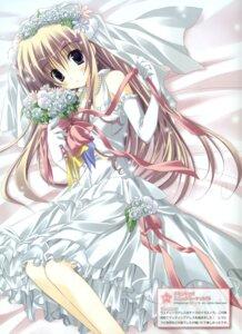 Rating: Safe Score: 35 Tags: dress korie_riko wedding_dress User: crim
